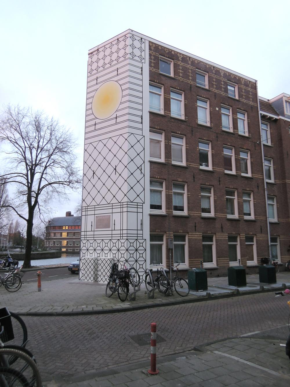 Aam Solleveld Kostverlorenkade-Jacob van Lennepstraat Amsterdam