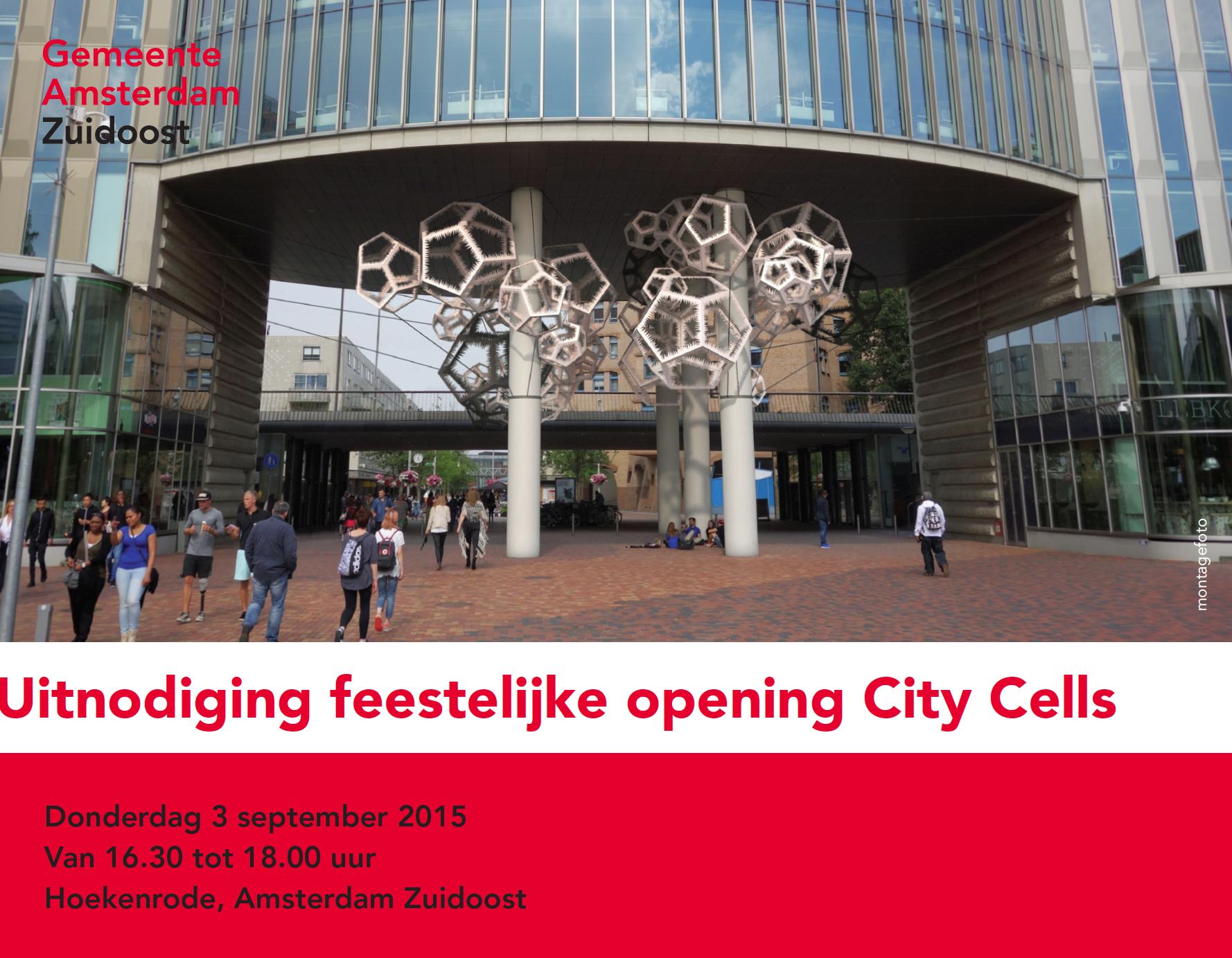 City Cells Hoekenrode Amsterdam_Karin van Dam